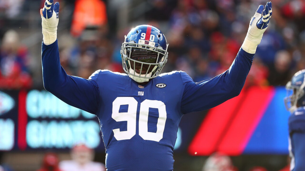 Buccaneers trade for Giants DE Jason Pierre-Paul
