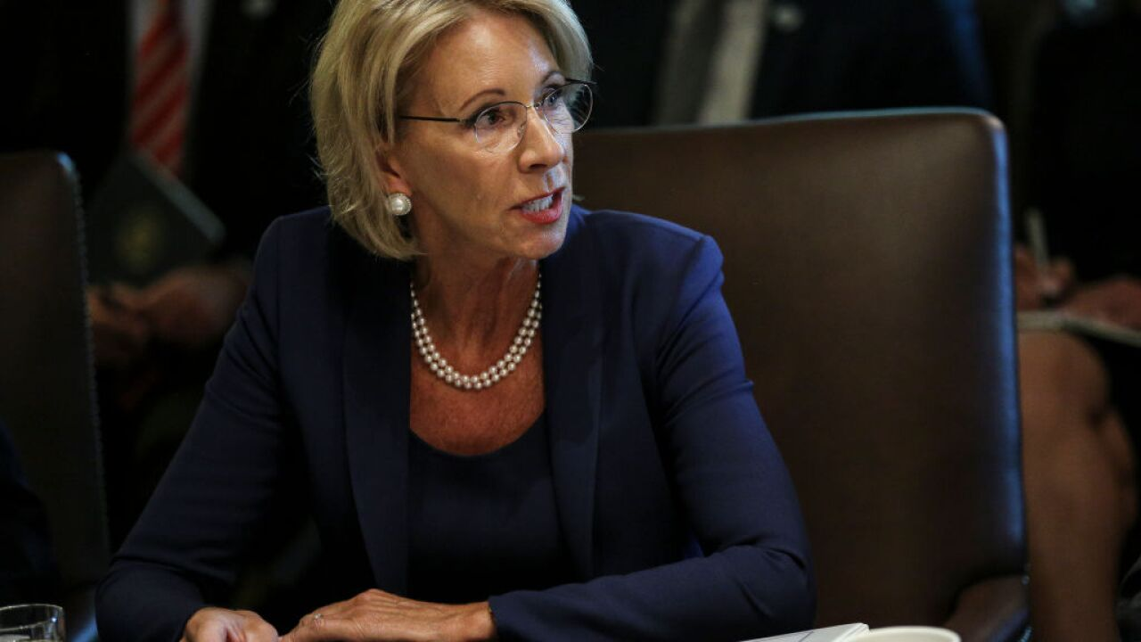 Betsy DeVos takes heat from House Democrats over $5 billion school choice proposal