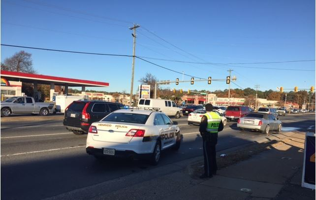 Photos: Man killed, Henrico officer hurt after Dunkin' Donutsdisturbance