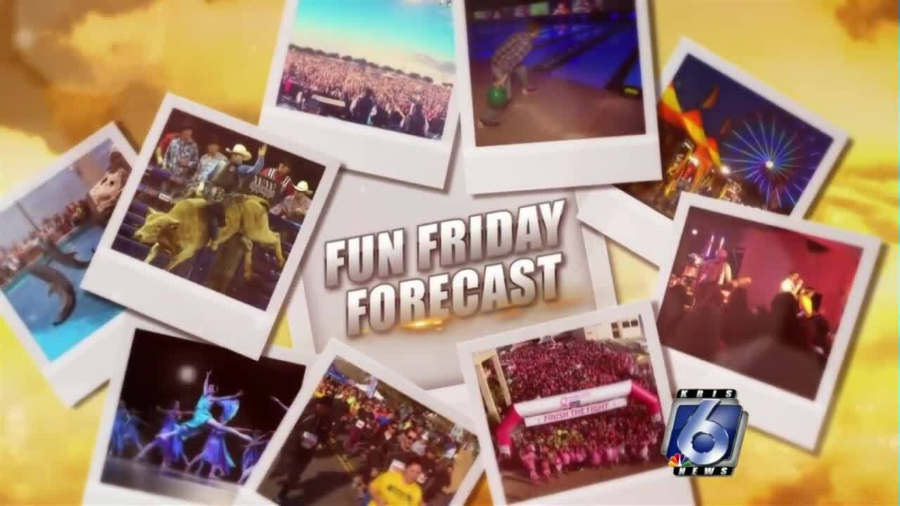 Fun Friday events for the upcoming weekend