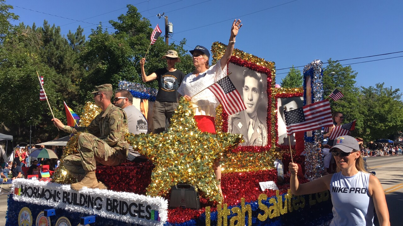LGBT groups finally march in Provo's Freedom Festival