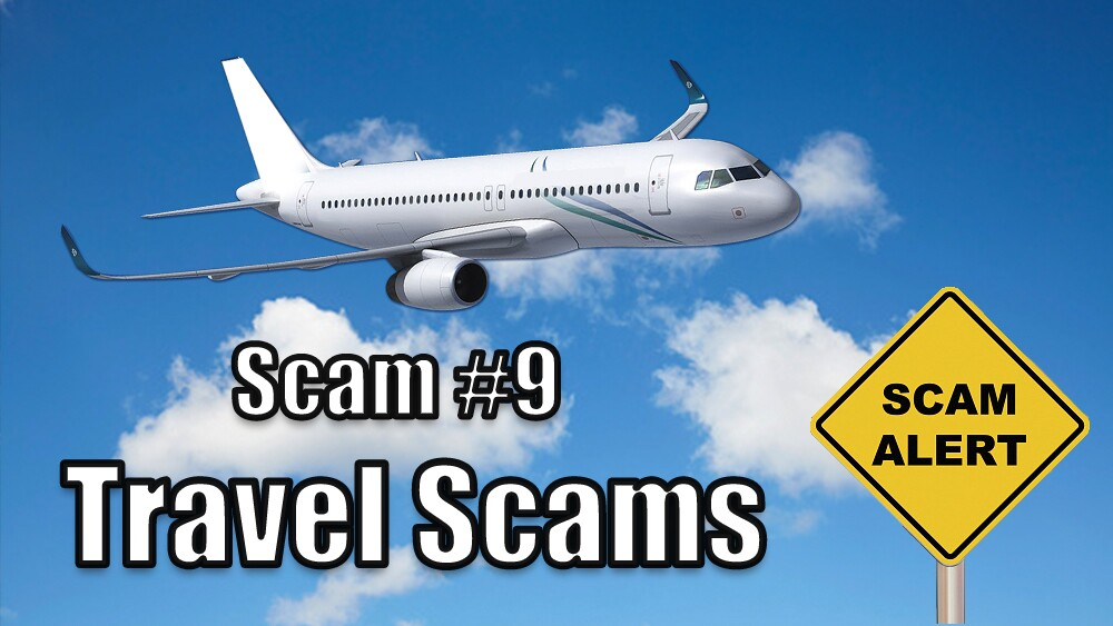 9. Travel Scams