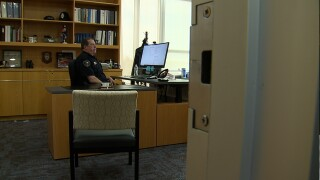 Brighton police chief shares journey battling COVID-19, amid ongoing pandemic recovery efforts
