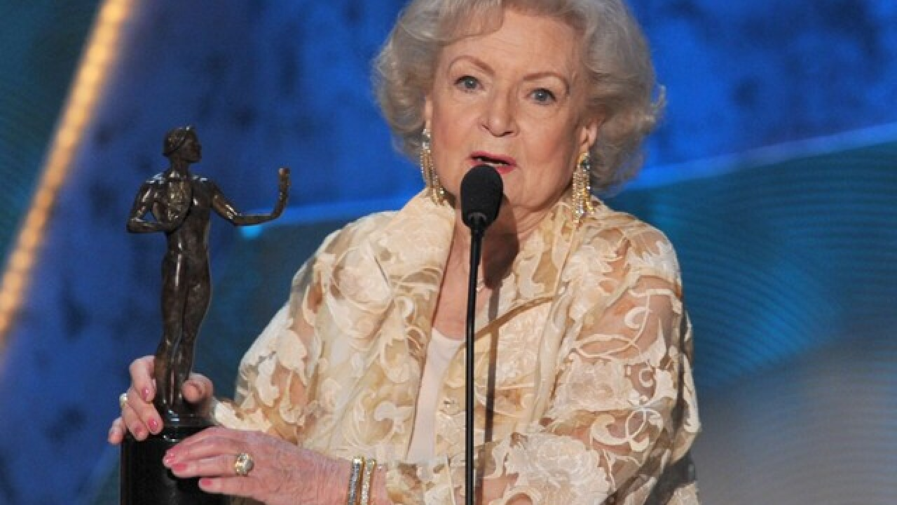 Oriental Theatre to host premiere of 'definitive' Betty White documentary