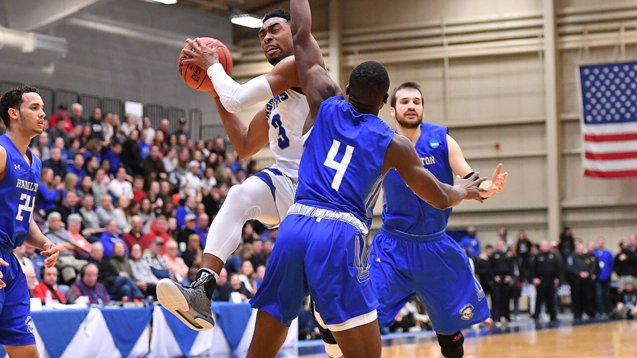 Christopher Newport men's hoops team advances to NCAA Division III Elite Eight