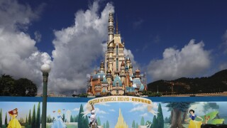 Disneyland in Hong Kong closes again amid new lockdown restrictions in region