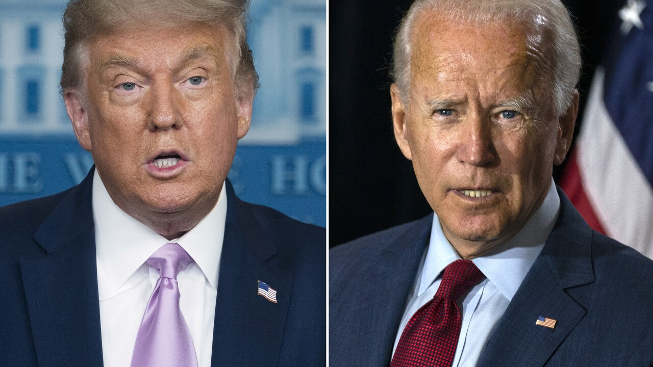 President Trump wants Joe Rogan to moderate debate between Joe Biden