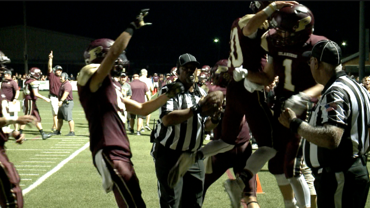 757 Showdown: Poquoson grounds and pounds to 20-3 win overWarhill