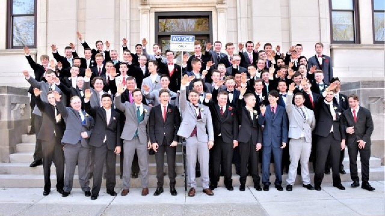 Wisconsin district unveils plan after Nazi salute photo