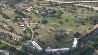 Ocean Breeze Golf Course in Boca Raton