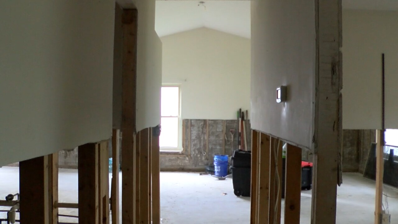 A Hobe Heights home under construction on Aug. 31, 2021.jpg