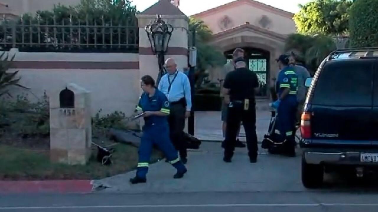 Investigation into hazmat situation near UCSD