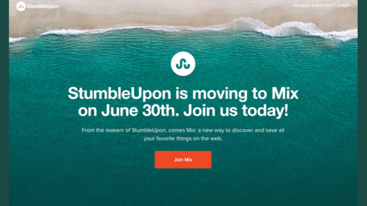 RIP StumbleUpon: Website that helped users explore the internet shuts down