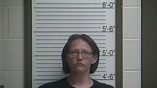 Police: Woman threatened DCS worker with 'viking style sword'