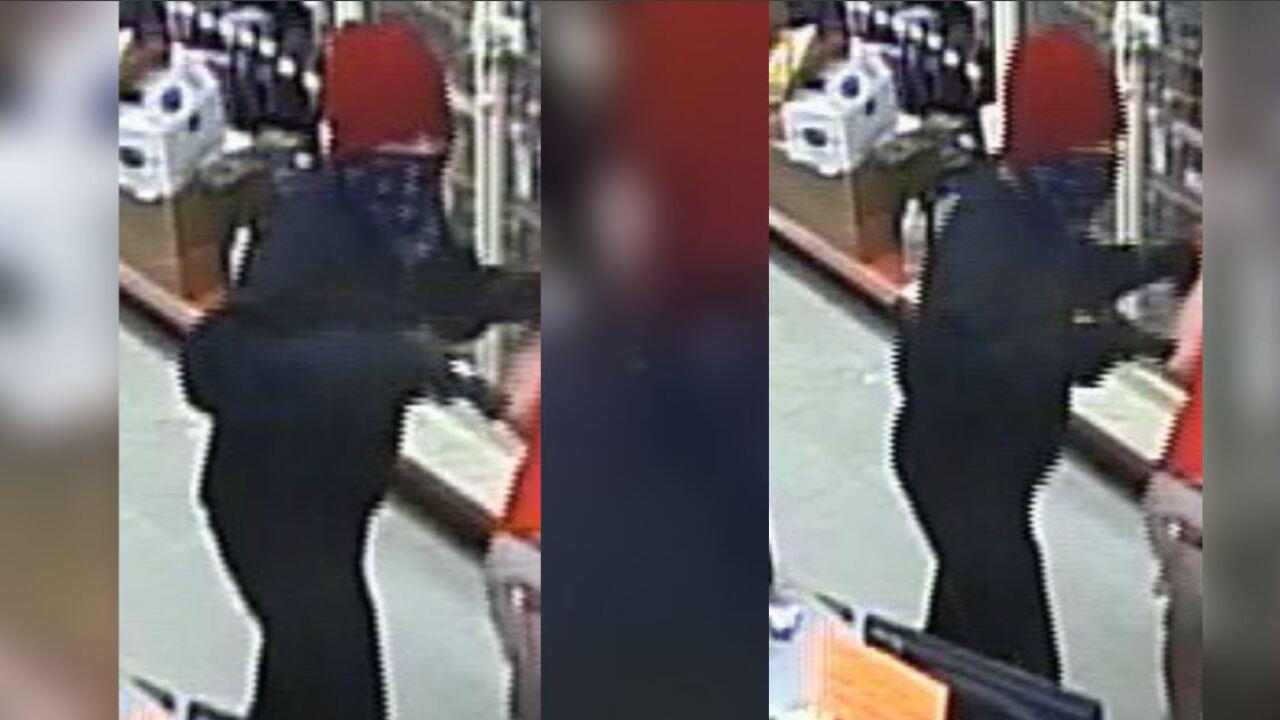 Gunman brutalizes woman working in Chesterfieldstore