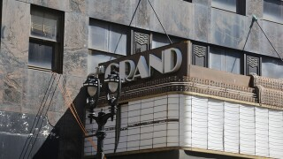 The Warner Grand Theatre in downtown Milwaukee is going through a completely new renovation [PHOTOS]