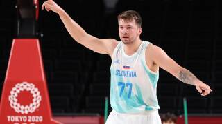 Olympic Basketball Day 11: Doncic, Dragic dominate vs. Germany
