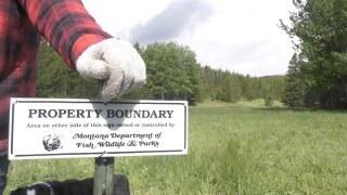 New public land added to Mt. Haggin Wildlife Area near Anaconda
