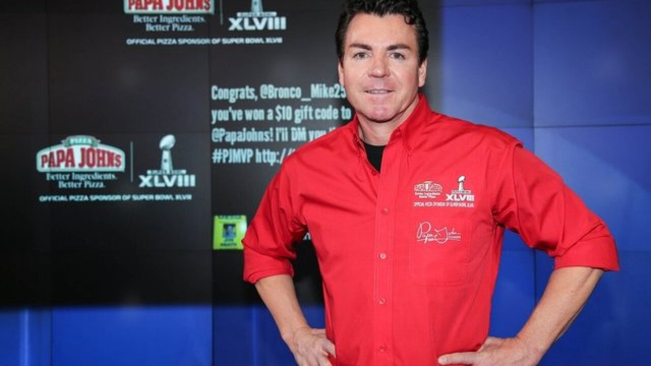 Papa John's tells neo-Nazis not to buy its pizza