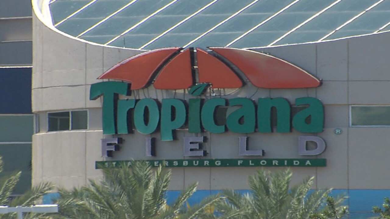 Deadline for Tropicana Field redevelopment plans