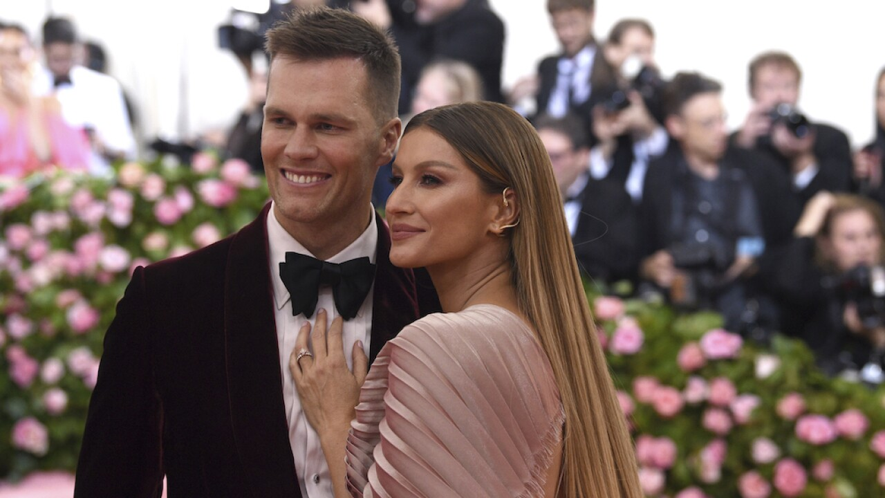 Man broke into Massachusetts home owned by Tom Brady, Gisele Bündchen, police say