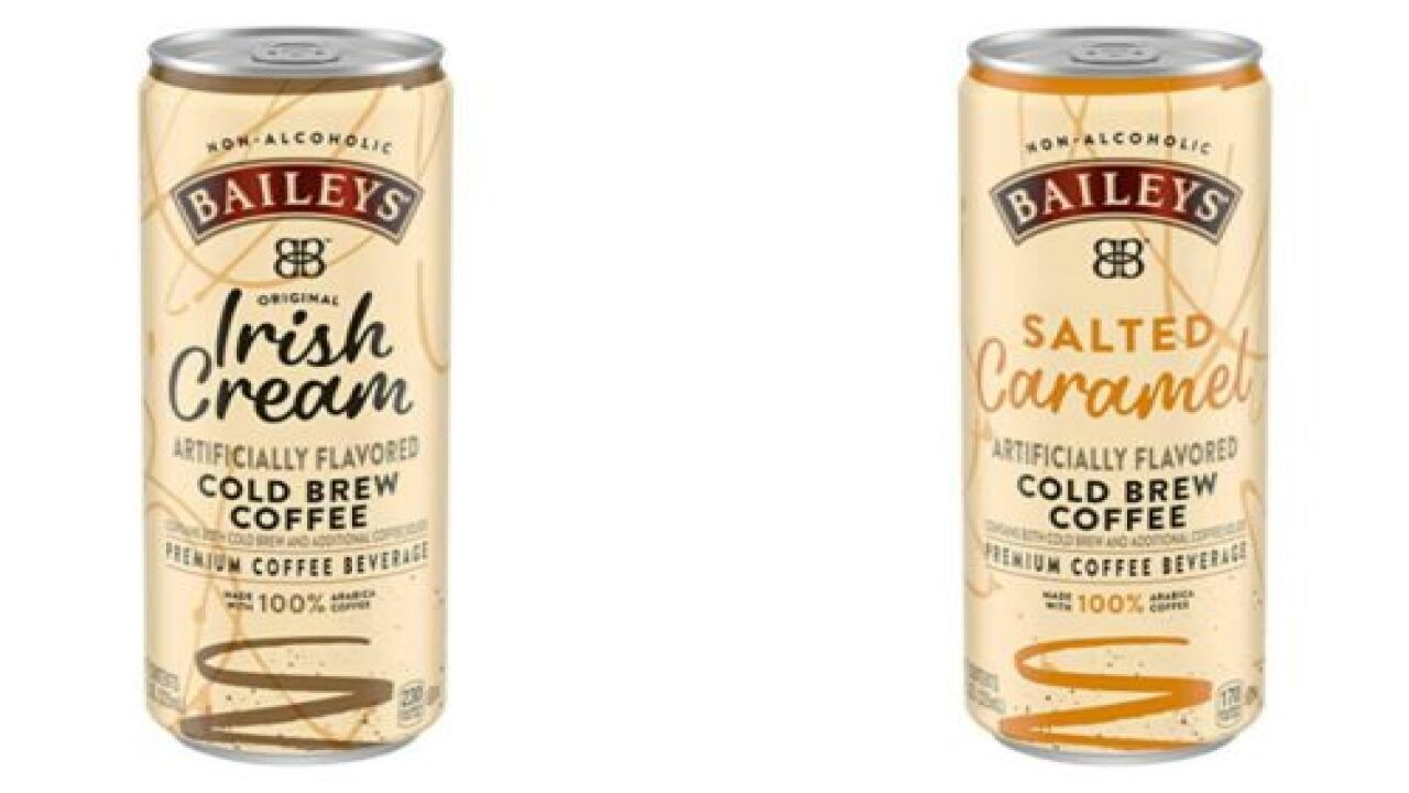 Baileys Makes Salted Caramel Cold Brew Coffee In A Can