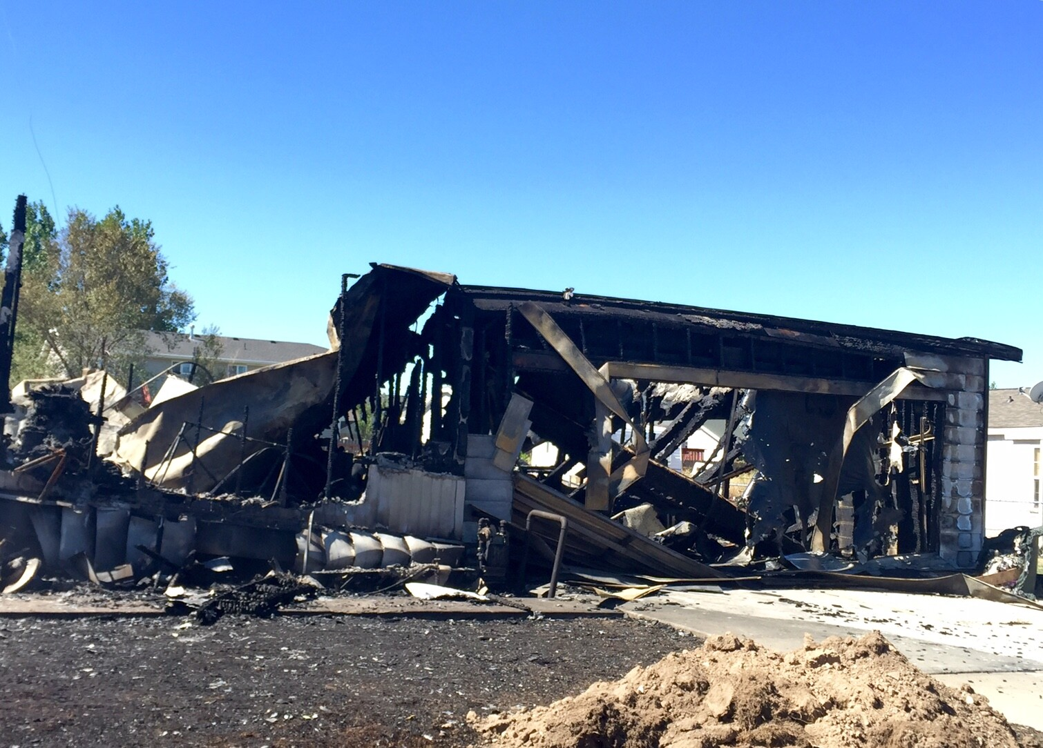 Photos: Donate to the Tooele Fire ReliefFund
