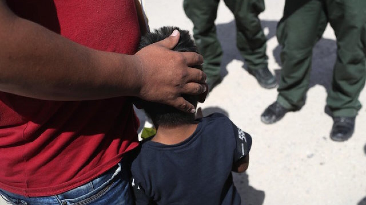 More than 200 children from separated immigrant families remain in US custody