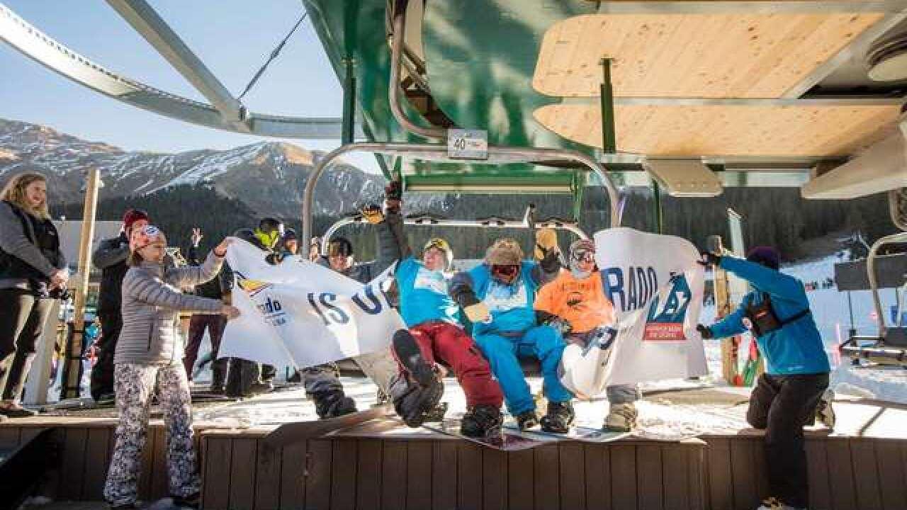 Arapahoe Basin opens to kick off ski season