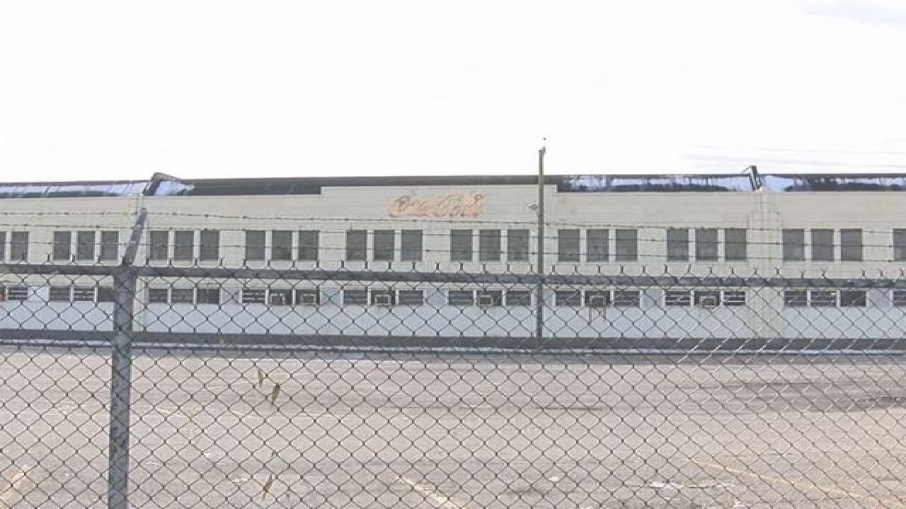 Old Coke plant could be contaminating community