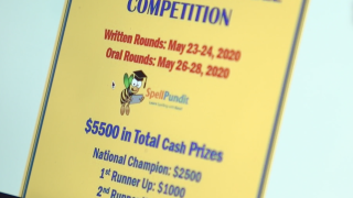 Online spelling bee fills void left by canceled Scripps National Spelling Bee