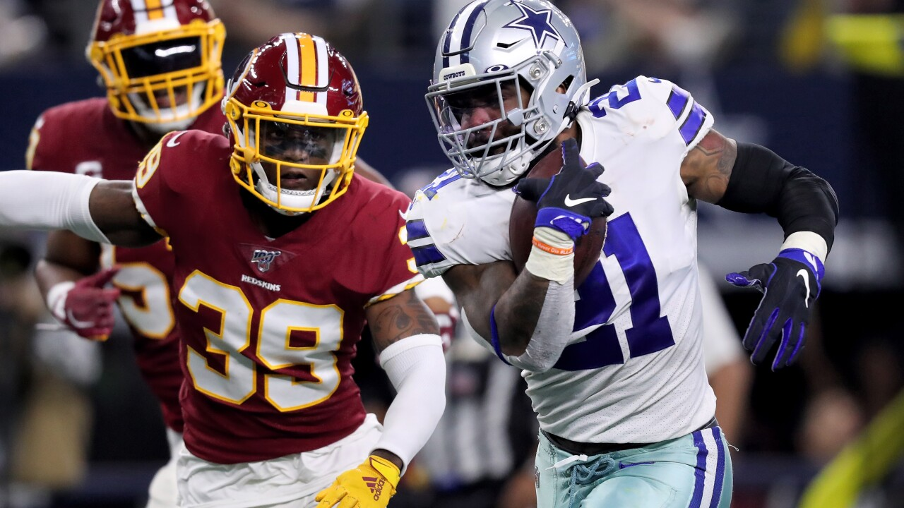 Redskins fall to Cowboys in season finale, Washington claims No. 2 pick in next year's NFL draft
