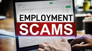 Online Employment Scams
