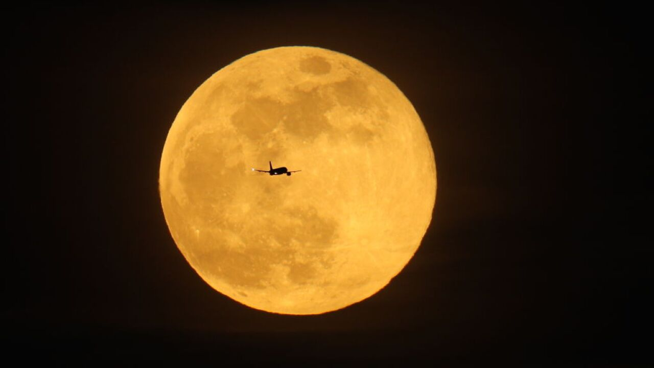 Final supermoon of 2019 to be seen Wednesday