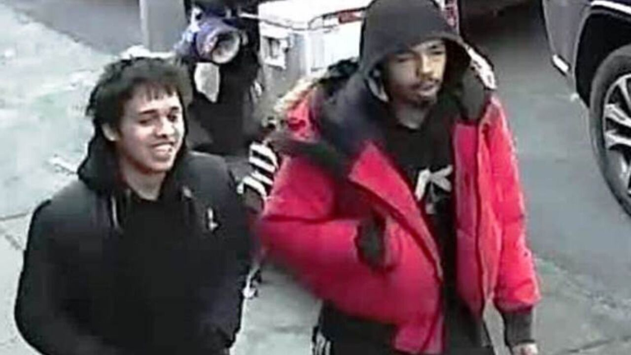 Duo sought after MTA bus driver attacked in the Bronx