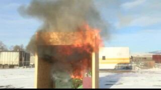 Fire officials offer up holiday safety tips