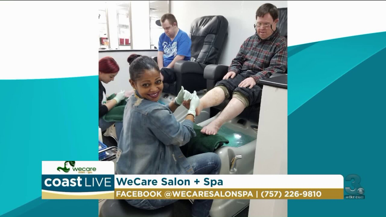 A spa that dedicates its time to serve people with developmental disabilities on Coast Live