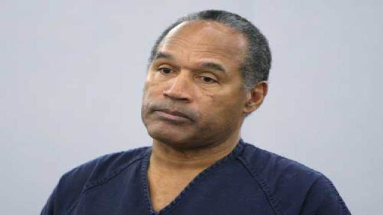 PD: Knife recovered at OJ Simpson's old property