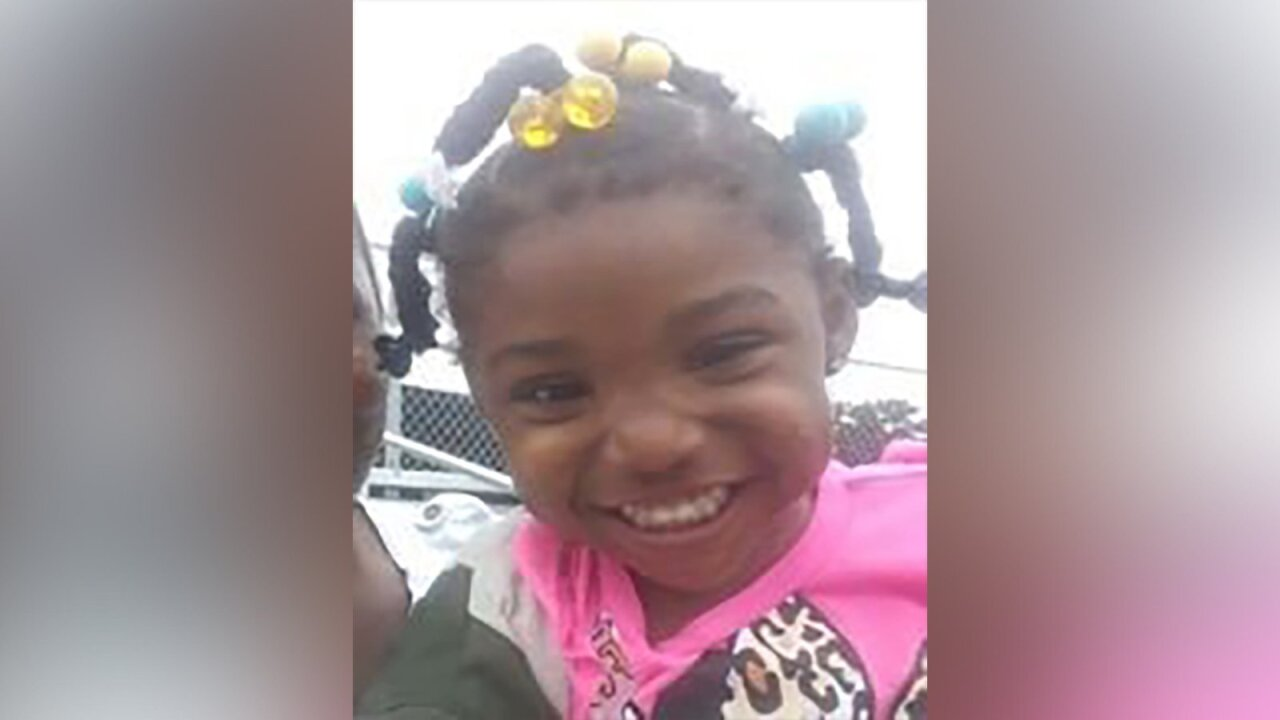 Murder charges filed in death of 3-year-old Kamille 'Cupcake' McKinney