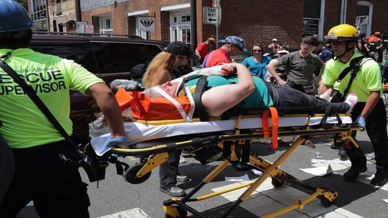 Trump aide: Charlottesville attack was terror