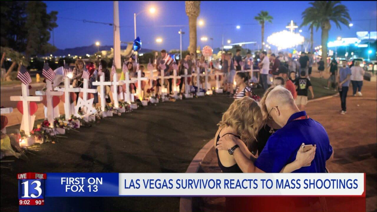 Utahn remembers surviving Vegas shooting, hopes to help Texas and Ohiosurvivors