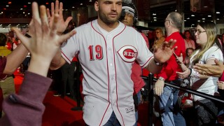 Future stars join present, past at Redsfest