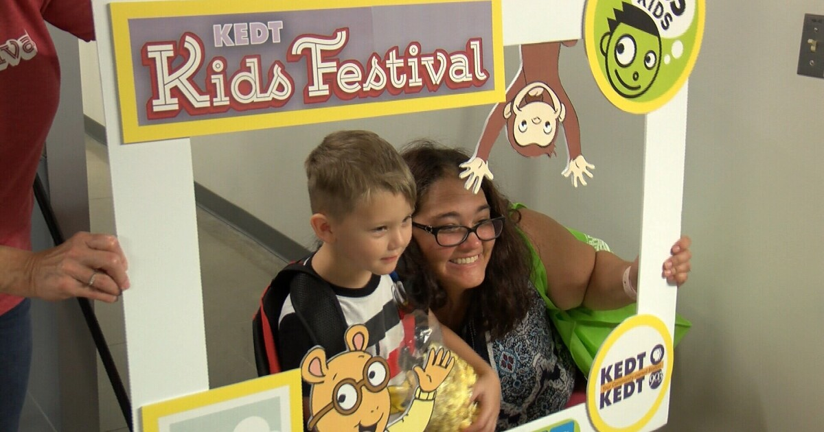 Fun for the whole family at KEDT Kids Festival