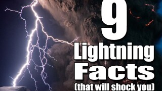 Lightning Safety Awareness Week: 9 lightning facts