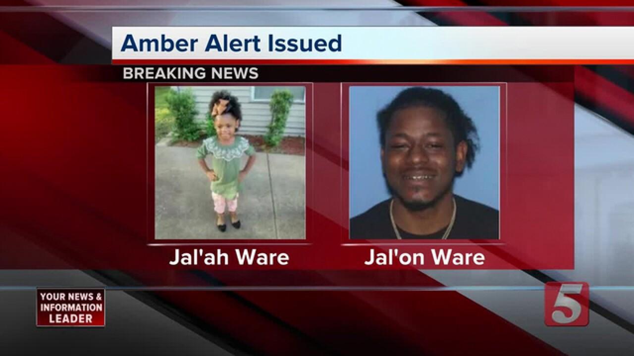 AMBER Alert: 3-Year-Old Missing In Arkansas