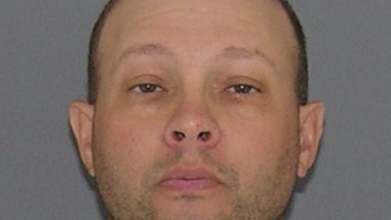 Police: Indy cop shot fellow cop, arrested here