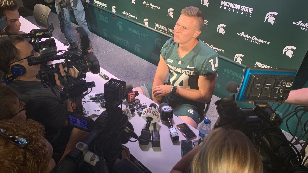 Spartans talk of trust and redemption as 2019 season approaches