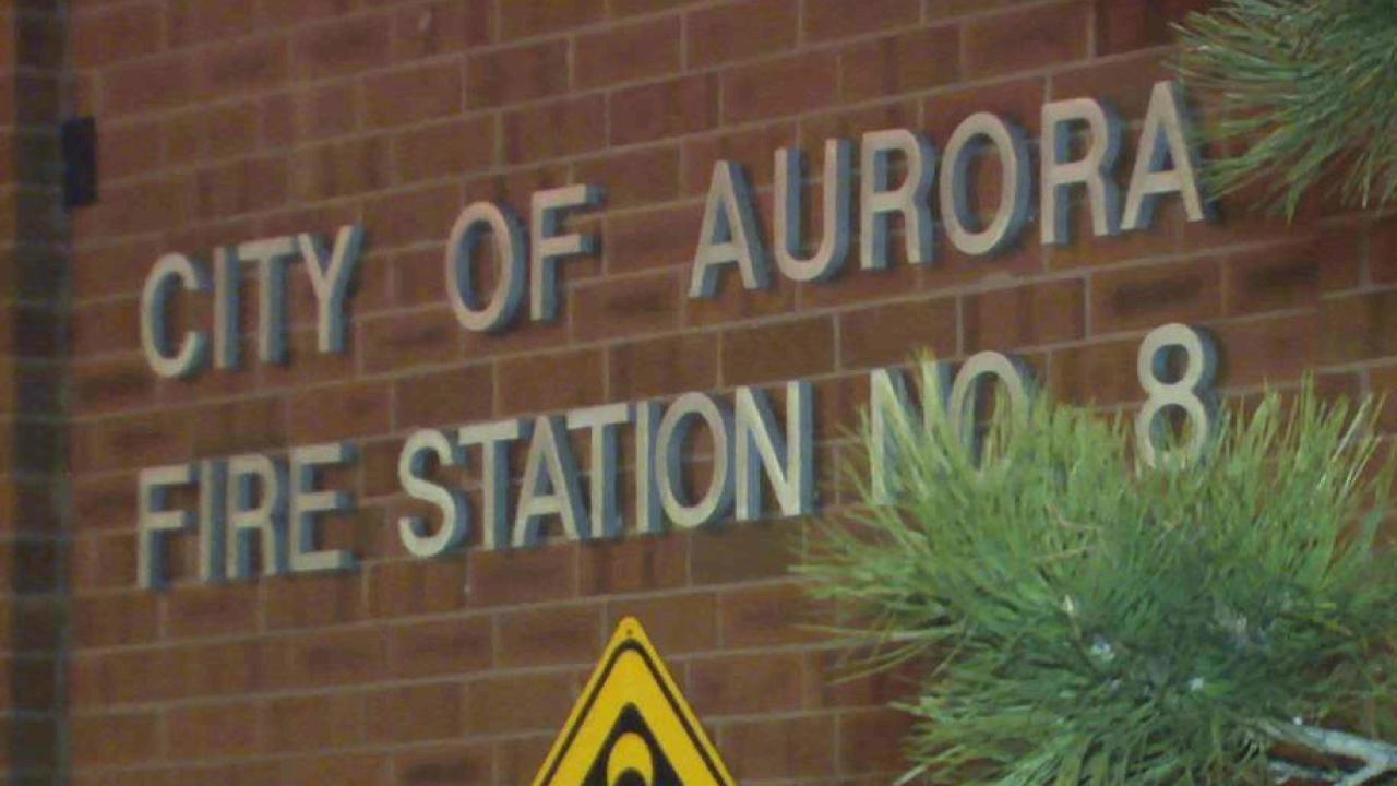 city of aurora fire station no 8