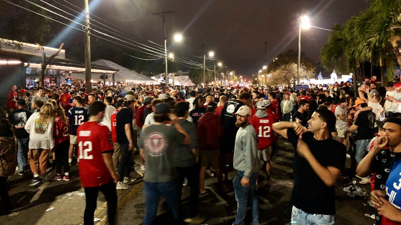 super bowl lv-super bowl-celebrations