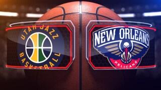 Utah Jazz / New Orleans Pelicans